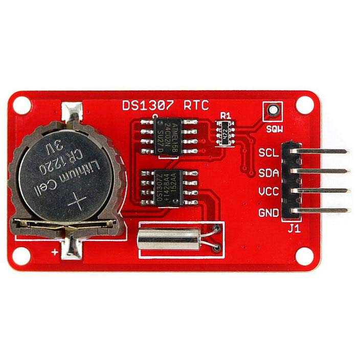DS1307 Real Time Clock Module I2C EEPROM AT24C32
