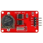 High Accuracy DS1307 I2C RTC Module with AT24C02 EEPROM for Arduino