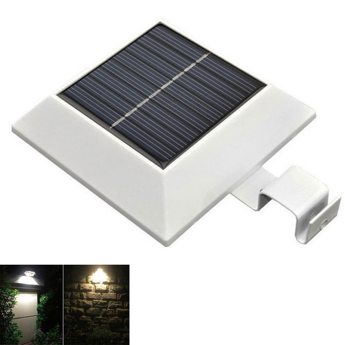 Jiawen PIR Motion Sensor 0.8W 150lm 4-5730 SMD Solar Lamp Cold WhiteSolar Lamps<br>Form  ColorWhiteMaterialPlasticQuantity1 DX.PCM.Model.AttributeModel.UnitWaterproof LevelIP65Emitter TypeOthers,5730 SMDPower0.8 DX.PCM.Model.AttributeModel.UnitWorking Voltage   1.2 DX.PCM.Model.AttributeModel.UnitBattery Capacity2000 DX.PCM.Model.AttributeModel.UnitLumens50 DX.PCM.Model.AttributeModel.UnitBattery Charging Time4.5Working Time6~9 DX.PCM.Model.AttributeModel.UnitPacking List1 * Solar lamp1 * English manual<br>