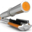 Fashionable Hair Making / Beautifying Curling Device - Silver