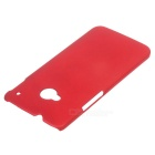 Protetora PC volta caso para HTC M7 - Red Wine