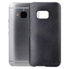 Protective Plastic Back Case for HTC ONE M9 - Black