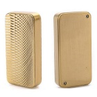 MAIKOU Environmentally Friendly Durable Rechargeable Lighter - Gold