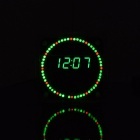 DIY EC1515B DS1302 Rotation LED Electronic Clock Kit - Red + Green
