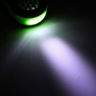 ZHISHUNJIA YH-916 Cold White LED Inspection Flashlight - Green + Black
