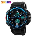 SKMEI 1148 30M Waterproof Multifunction Sport Watch - Blue