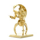 DIY 3D Puzzle Model Assembled Brass Destroyer Robot Toy - Golden