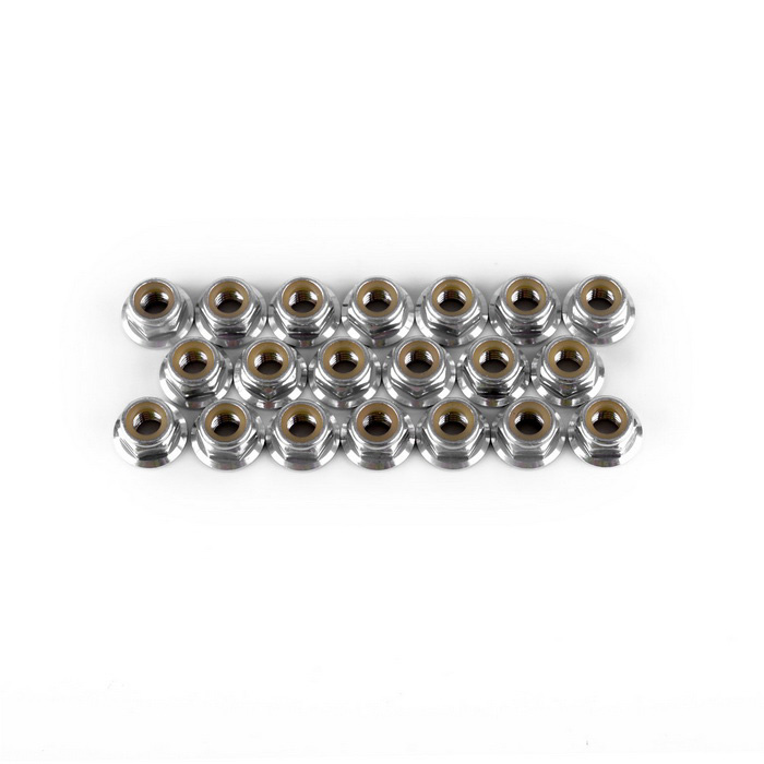 M5 Install Screw Nut for CW/CCW Motor - Silver