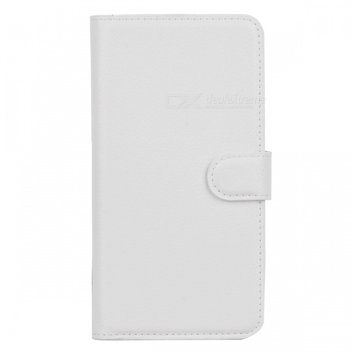 Lichee Pattern Protective Case for Sony Xperia T3 - White