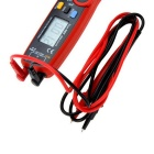 AC / DC Current Clamp Meters w/ Capacitance Tester - Black + Red