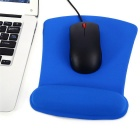 Maikou MF-02 Silicone Wrist Support Mouse Pad - Blue