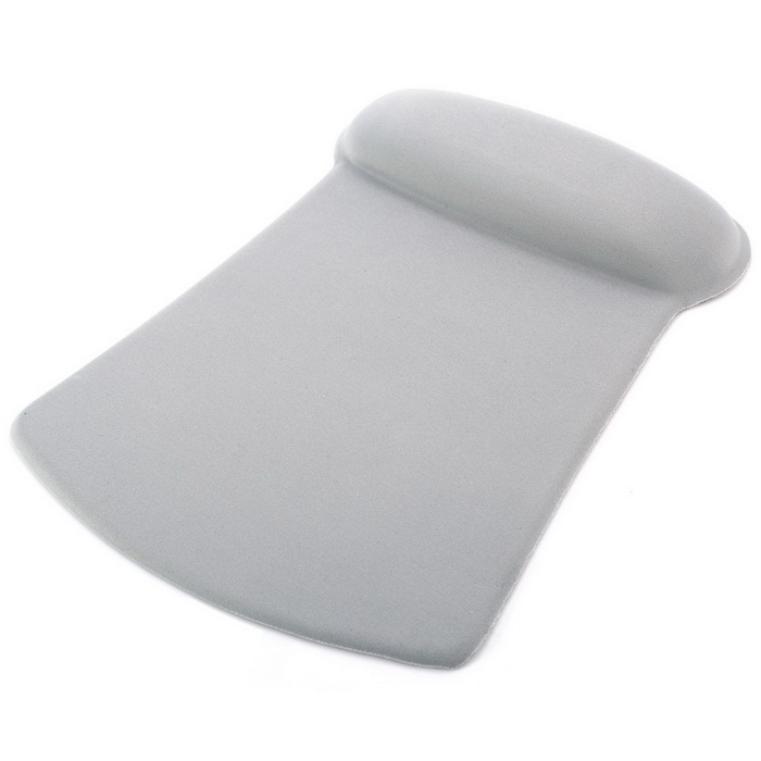 Maikou MF-02 Silicone Wrist Support Mouse Pad - GreyMouse Pads<br>Form  ColorGreyModelMF - 02Quantity1 DX.PCM.Model.AttributeModel.UnitShade Of ColorGrayMaterialSiliconePacking List1 * Mouse pad<br>