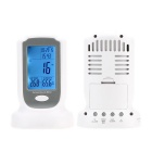 Hand-held Portable CO2 Detector - White