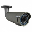 HOSAFE K3MB1GP 3MP ONVIF Außen POE-IP-Kamera w / 42-IR LED - Grau