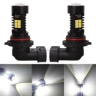 MZ 9005 10.5W 21-2835smd Cool White LED Car Fog Lights DRL 12~24V