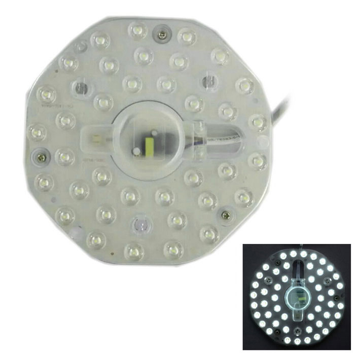 18W 1800lm 36-SMD 2835 Cold White Light Source for Ceiling Lamp