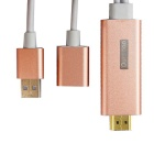 OURSPOP OP-Y2 3 in 1 HDMI Mirror Cable EZ Cast for IPHONE / HDTV