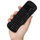 iPazzPort KP-810-19BTS Mini BluetoothV3.0 11-Multimedia Key Keyboard