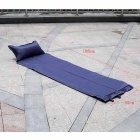 Automatic Inflatable Sleeping Pad Outdoor Camping Mat - Deep Blue