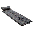 Automatic Inflatable Sleeping Pad Outdoor Camping Mat - Camouflage