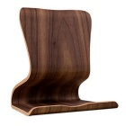 Universal Wooden Tablets / Phones Holder - Deep Brown