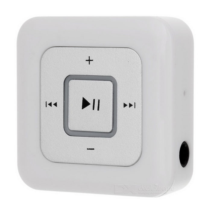 Bluetooth inalámbrico V4.1 Home Stereo Audio Music Receiver - Blanco
