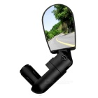 Multi-angle Bicycle Rearview Mirror - Black