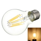 KWB A60-8W-D004 E27 8W 8-LED Filament Candle Bulb Lamp Warm White
