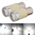 MZ 1156 360 degree LED Car Brake Lights Cool White 3014-144 SMD 12~24V