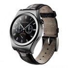 X10 Blutooth V4.0 IPS Screen Smart Wristband Watch - Black