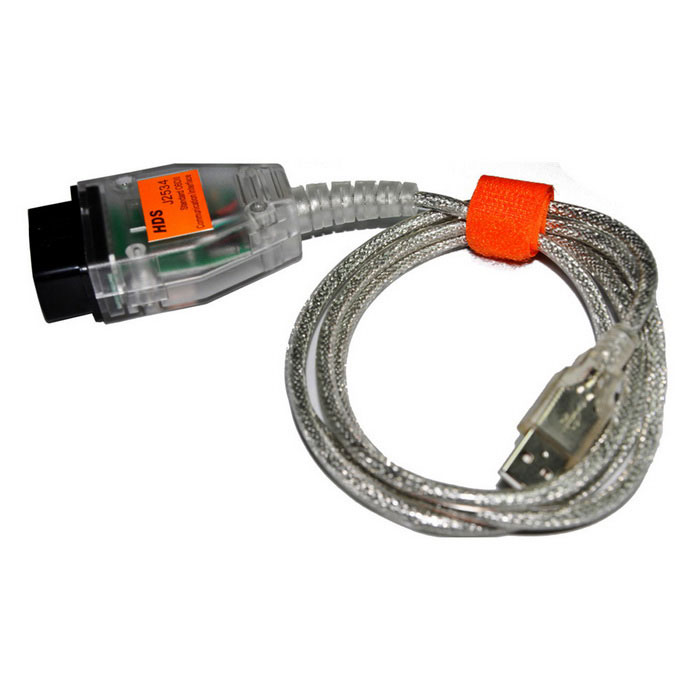 HDS J2534 kabel for HONDA - Hvit (150cm)