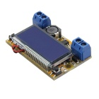 DC to DC Step-down Power Supply Module w/ LCD Display - Light Blue