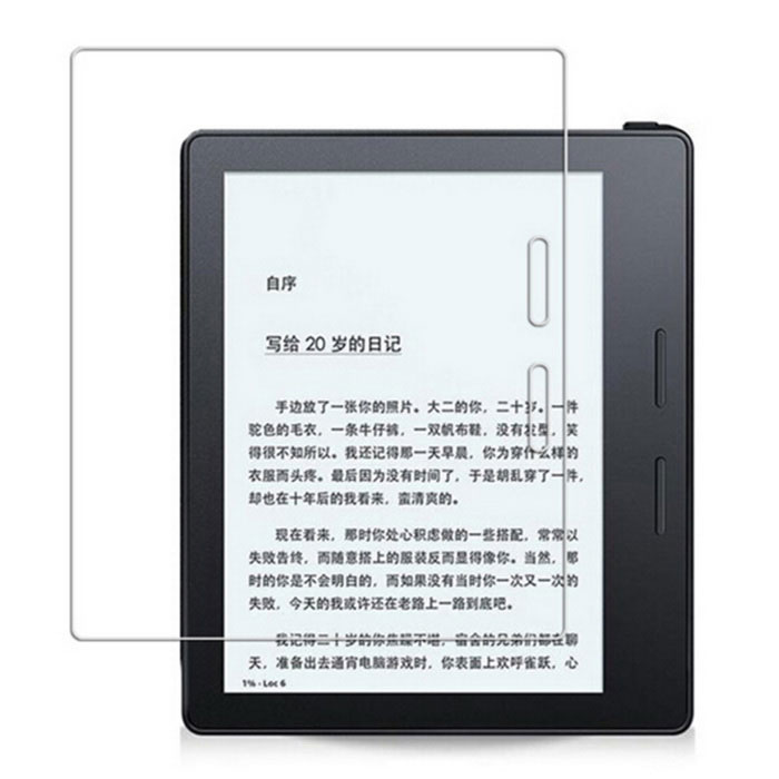 Explosion-Proof Tempered Glass Protector Film for Amazon Kindle Oasis