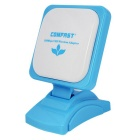 WIFI CF-WU670N Receiver Transmitter Wireless Netzwerkadapter - Blau