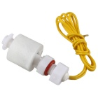 PP Liquid Water Level Sensor Right Angle Float Switch P35 - White