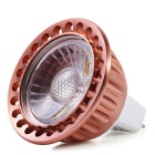 YWXLIGHT MR16 5.5W 1-COB LED blanco cálido Focos de luz (6 PCS)