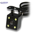 Funrover LC001 1080P 4-LED IR Night Vision Car Rearview Camera