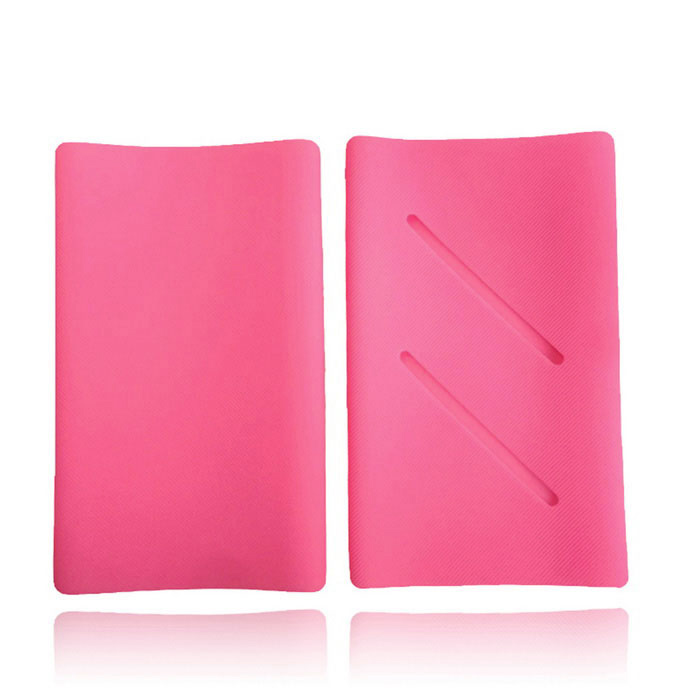 Protective Case for XIAOMI Pro 10000mAh Type-C USB Power Bank - Pink