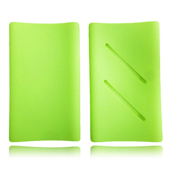Protective Case for XIAOMI Pro 10000mAh Type-C USB Power Bank - Green
