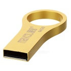 MAIKOU High Speed ​​USB 2.0-Flash-Laufwerk w / Fingerring - Golden (64GB)