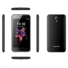 "HOMTOM HT3 PRO 5"" IPS HD Quad-Core Android 5.1 4G Smartphone - Black"