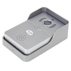 Cámara Ebell HD Video Wireless timbre de la puerta w / sonido de interior - gris + blanco