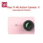"Xiaomi Yi II Wi-Fi 4K 2.19"" Touch Sports Action Camera 2 - Rose Golden"