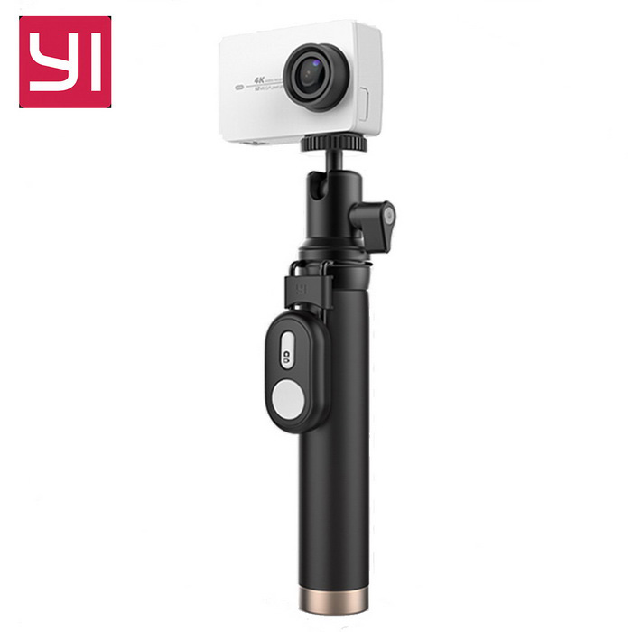 Xiaomi Yi II Wi-Fi 4K Sports Action Camera 2 - White (CN Version)Sport Cameras<br>Form  ColorWHITE (YI Travel Kit+Remote)ModelYAS.1616.CNShade Of ColorWhiteMaterialABSQuantity1 DX.PCM.Model.AttributeModel.UnitImage SensorCMOSImage Sensor SizeOthers,IMX377Anti-ShakeYesFocal Distance2.68 DX.PCM.Model.AttributeModel.UnitFocusing RangeF = 2.68mmAperture2.8Wide Angle155Effective Pixels4KImagesJPEGStill Image Resolution12MPVideoMP4,Others,H.264Video Resolution4KVideo Frame Rate30Cycle RecordNoISONoExposure CompensationNoSupports Card TypeSDSupports Max. Capacity64 DX.PCM.Model.AttributeModel.UnitBuilt-in Memory / RAMNoInput InterfaceMicOutput InterfaceMicro USBLCD ScreenYesScreen TypeTFTScreen Size2.19 DX.PCM.Model.AttributeModel.UnitScreen Resolution169Battery Measured Capacity 1300 DX.PCM.Model.AttributeModel.UnitNominal Capacity1400 DX.PCM.Model.AttributeModel.UnitBattery included or notYesBattery Quantity1 DX.PCM.Model.AttributeModel.UnitSupported LanguagesSimplified ChinesePacking List1 * Xiaomi Yi II 4K Action camera1 * Bluetooth remote control1 * selfie monopod (71cm1 * Battery 1 * data cable20CM1 * Chinese use manual<br>