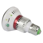 HD720P BC-780C Wireless Bulb Cámara Wi-Fi con 2 luces IR LED-Blanco