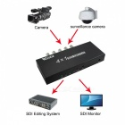 Wiistar WS_Q241 4 in 1 fuori SDI Switcher video - Nero