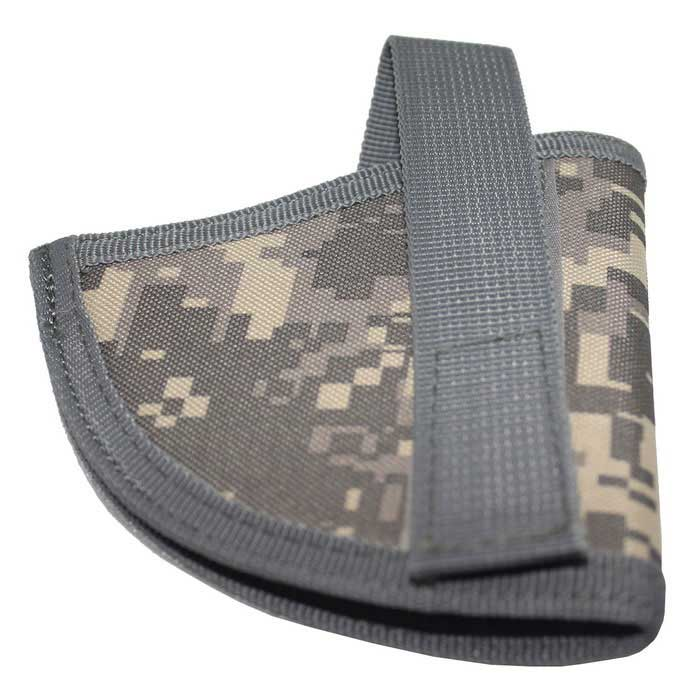 Outdoor Military Field Gun Velcro Holster - Urban Camouflage