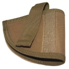 Outdoor Military Field Gun Velcro Holster - Tan