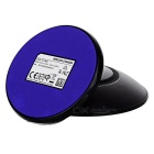 Qi Standard Wireless Charger Support Fast Charge - Black + Blue
