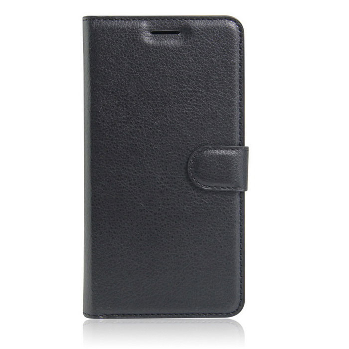 Lichee Pattern Protective Case for HUAWEI  Y5 II -Black